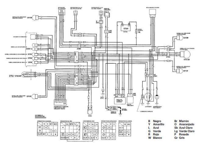 Honda Cg 125 Wiring Diagram from i.pinimg.com