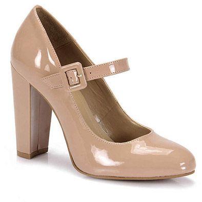 9be7788f7 Sapato Boneca Feminino Bruna Rocha - Nude - Passarela.com | Shoes ...