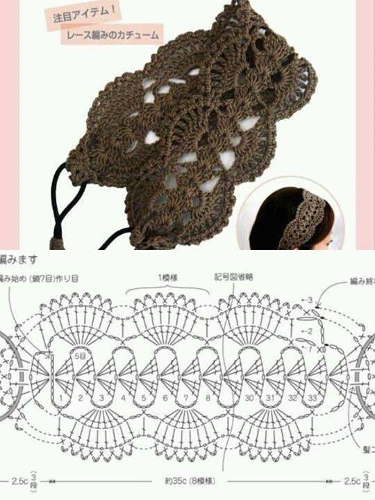 Pin de RUBY S. en Crochet | Embroidery | Pinterest | Crochet ...
