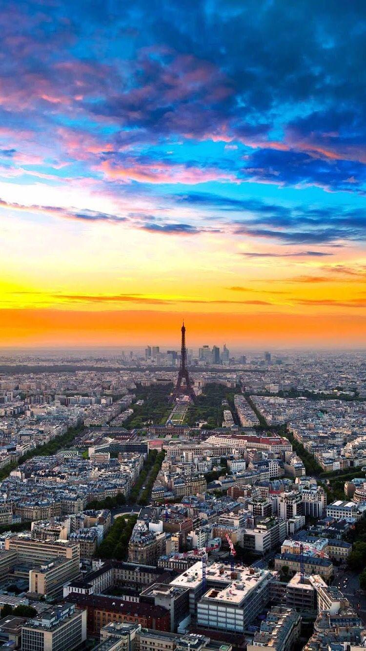 Paris HD iPhone wallpaper Best vacation destinations