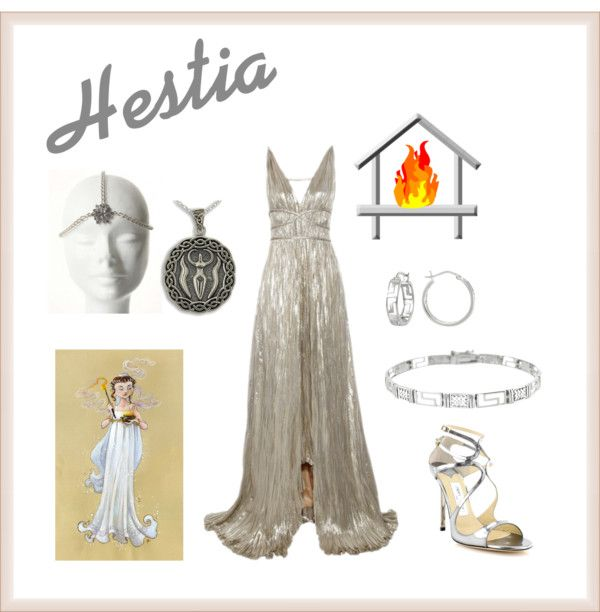 """Hestia - Greek Mythology"" by arsphidius on Polyvore ..."