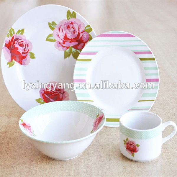 Korean Dinnerware Set Ceramic Porcelain Tableware Cool View Tableware Cool Sunny Product Details From Linyi Sunny Ceramics Co Limited On Alibaba Com Porcelain Tableware Dinnerware Dinnerware Set