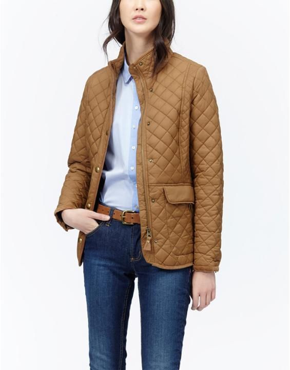NEWDALEWomens Classic Quilted Jacket | Style | Pinterest | Joules ... : joules ladies quilted jackets - Adamdwight.com