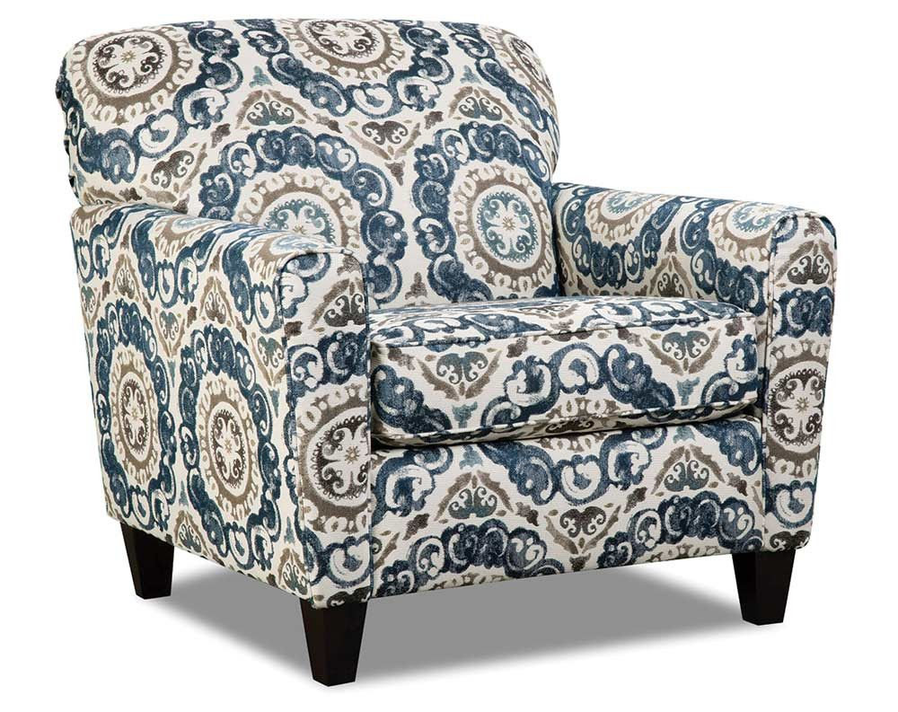 Best Samarkand Steel Accent Chair American Freight 400 x 300