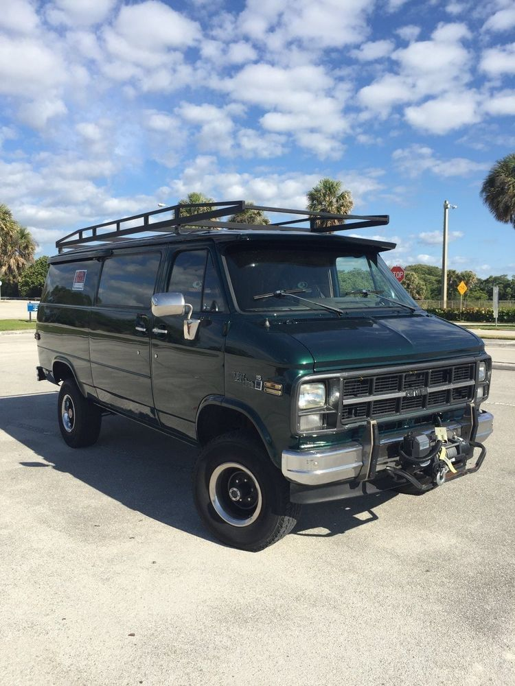 GMC Vandura Roof Rack