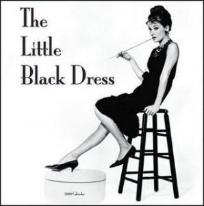 Про черное платье стихи