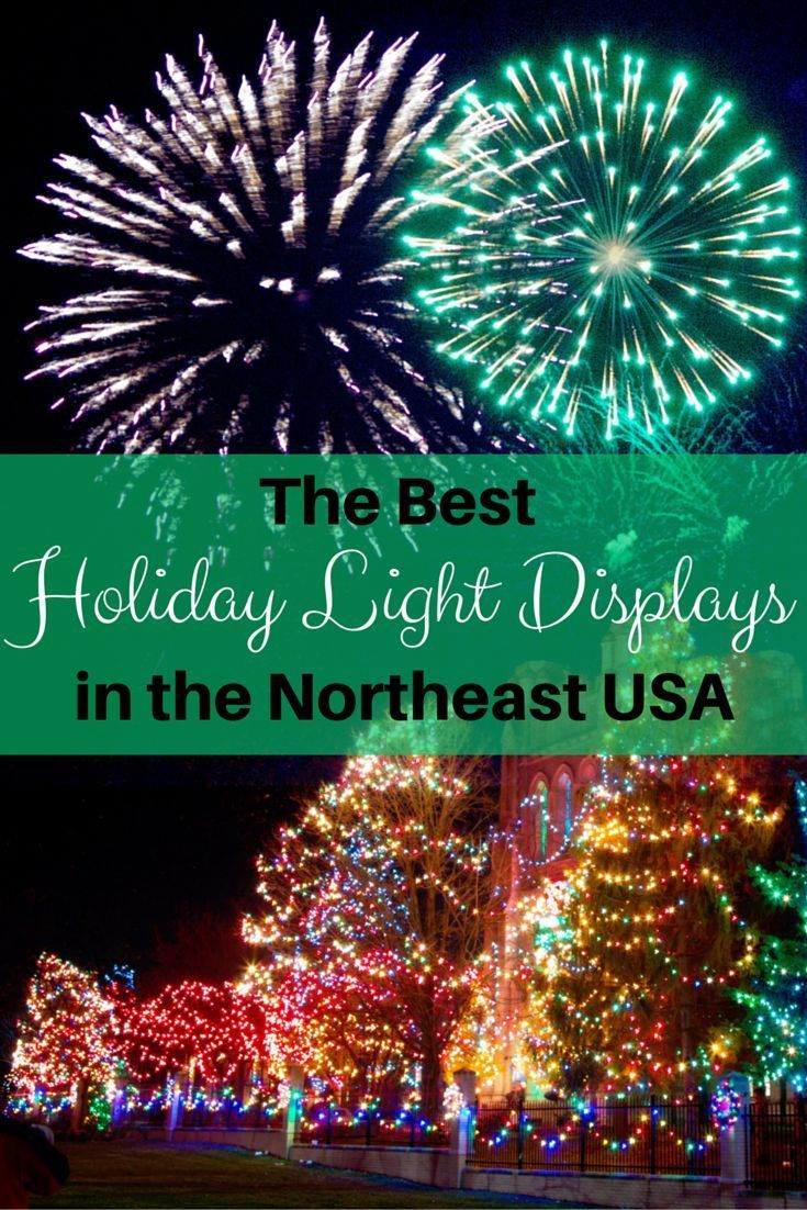 Best places to visit for christmas in new england