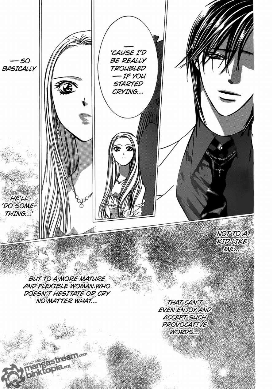 Read manga Skip Beat 173 online in high quality