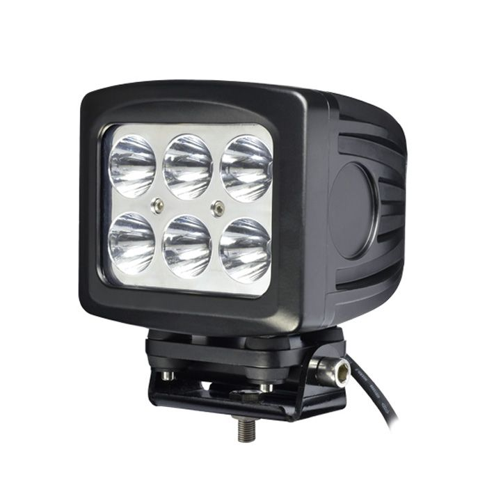 Bosstar 60w Cree Square Led Work Light Led Work Light Off Road Led Lights Cree Led