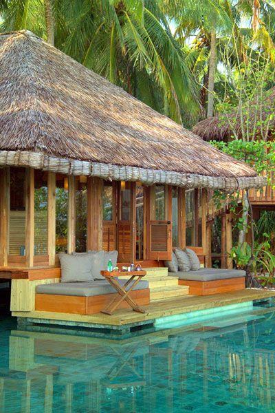 jungle reserve exterior