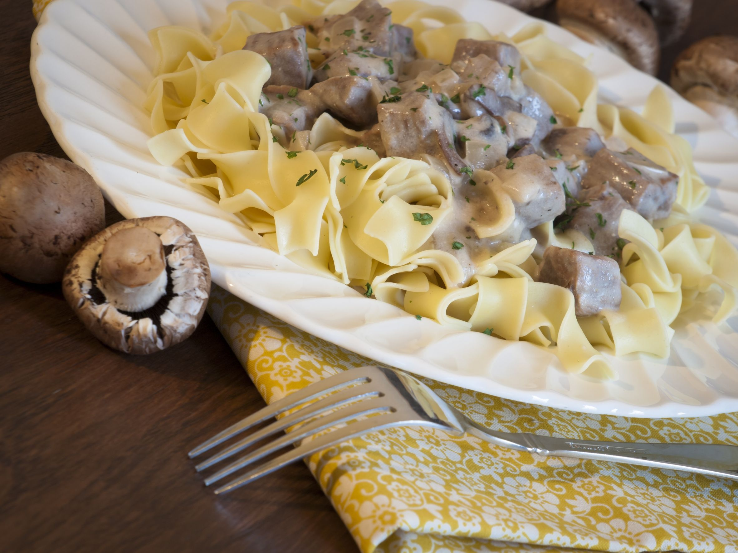 This Is My All Time Favorite Beef Stroganoff Recipe Comfort Food Recipe Slow Cooked Beef