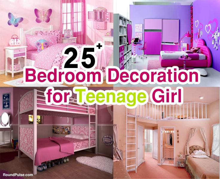 Beautiful Bedroom Pictures 25+ beautiful bedroom decoration for teenage girl 2016 | bedroom
