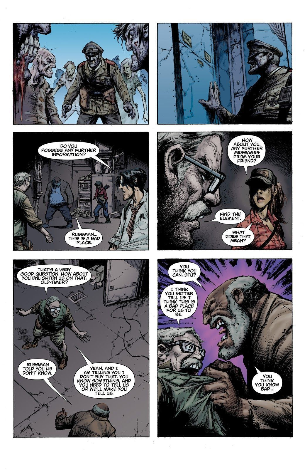 Call of Duty: Zombies Issue #2 - Read Call of Duty: Zombies