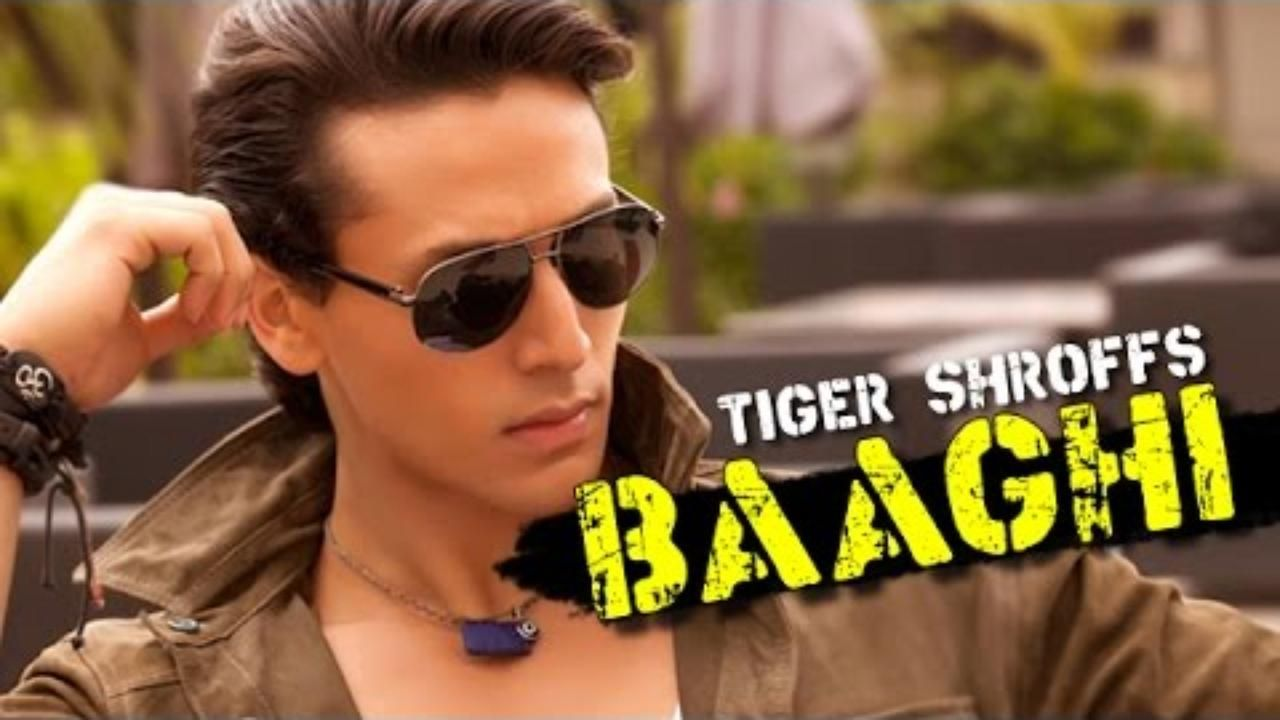 Baaghi a rebel for love wallpapers k pinterest
