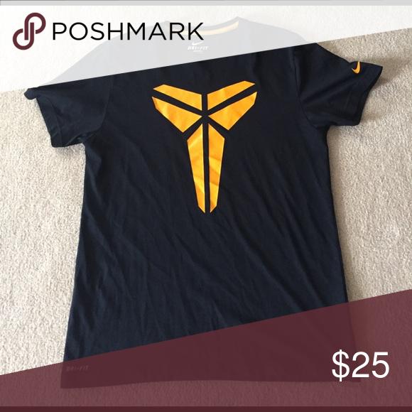 Kobe Tshirt | T shirt, Nike shirts