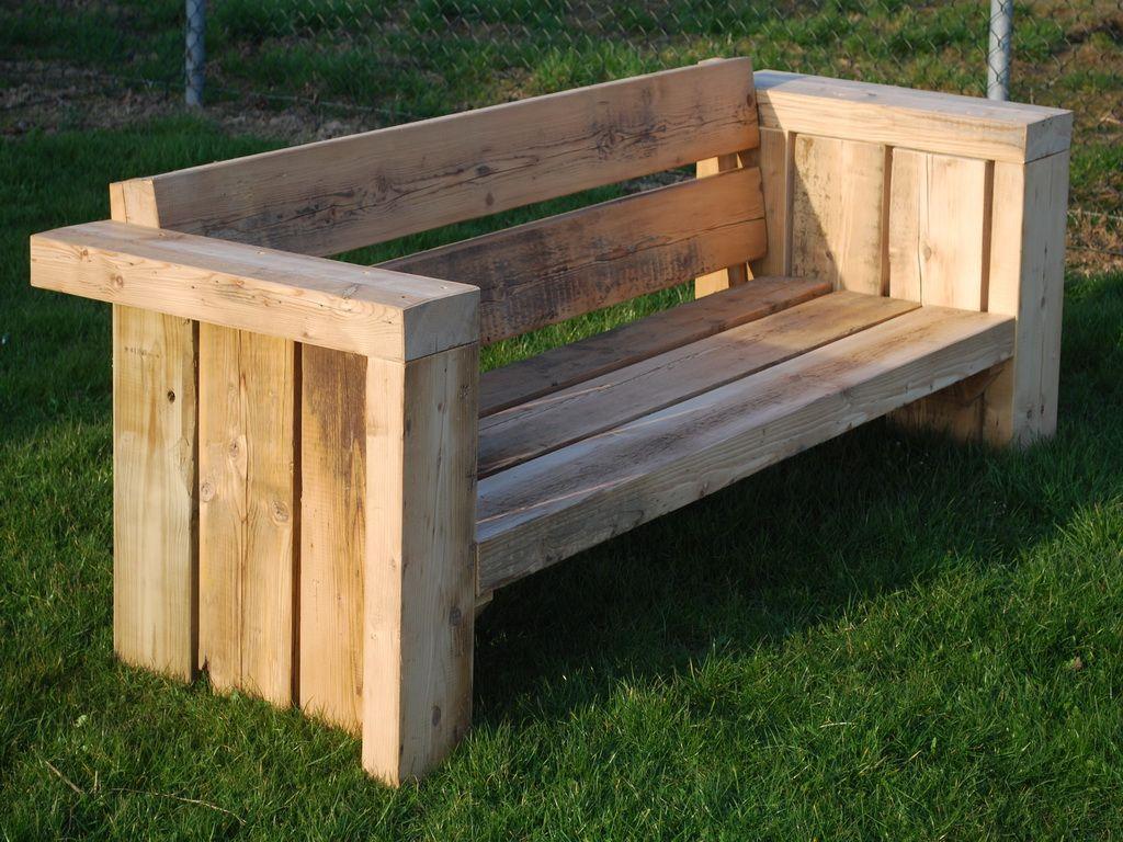 tuin houten bak water   Google zoeken   Hout   Pinterest   Houten bankjes, Gevangenis en Bankjes
