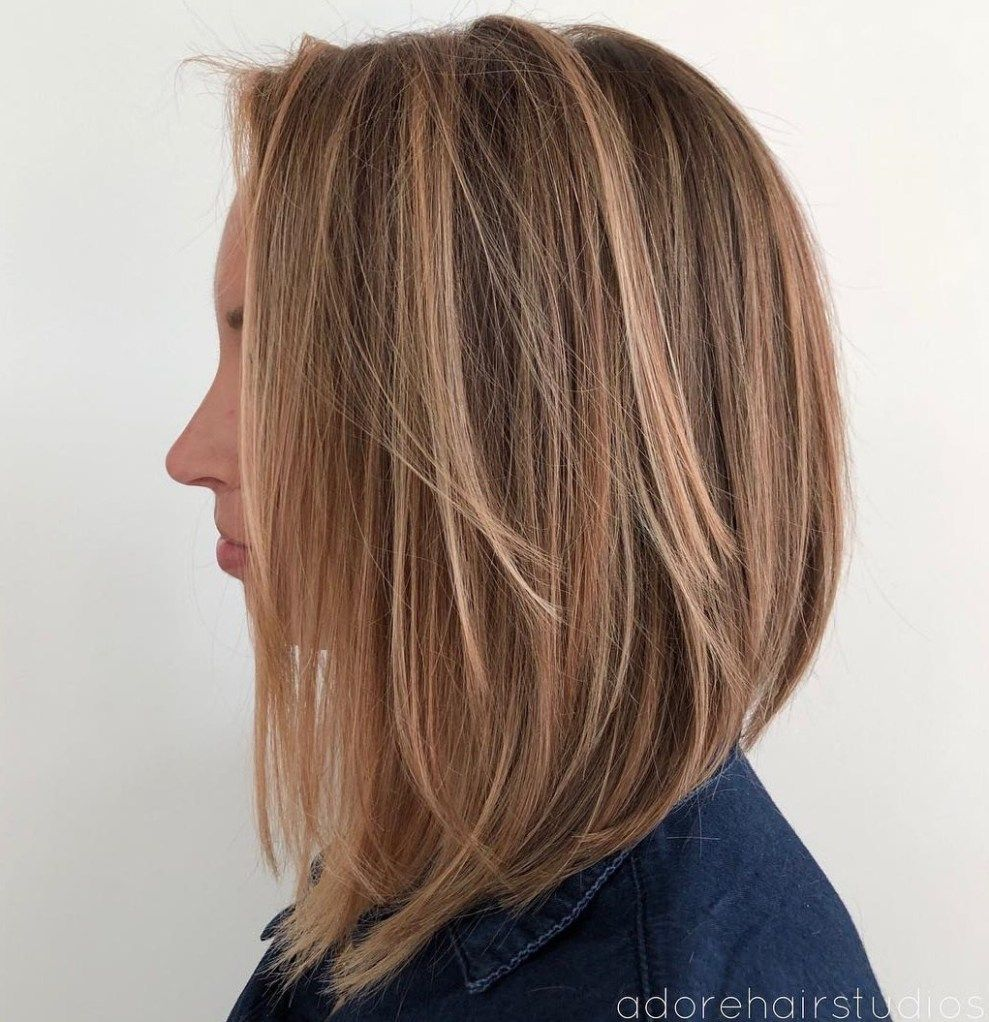 3 Layered Bobs You Will Fall in Love With - Hair Adviser  Long