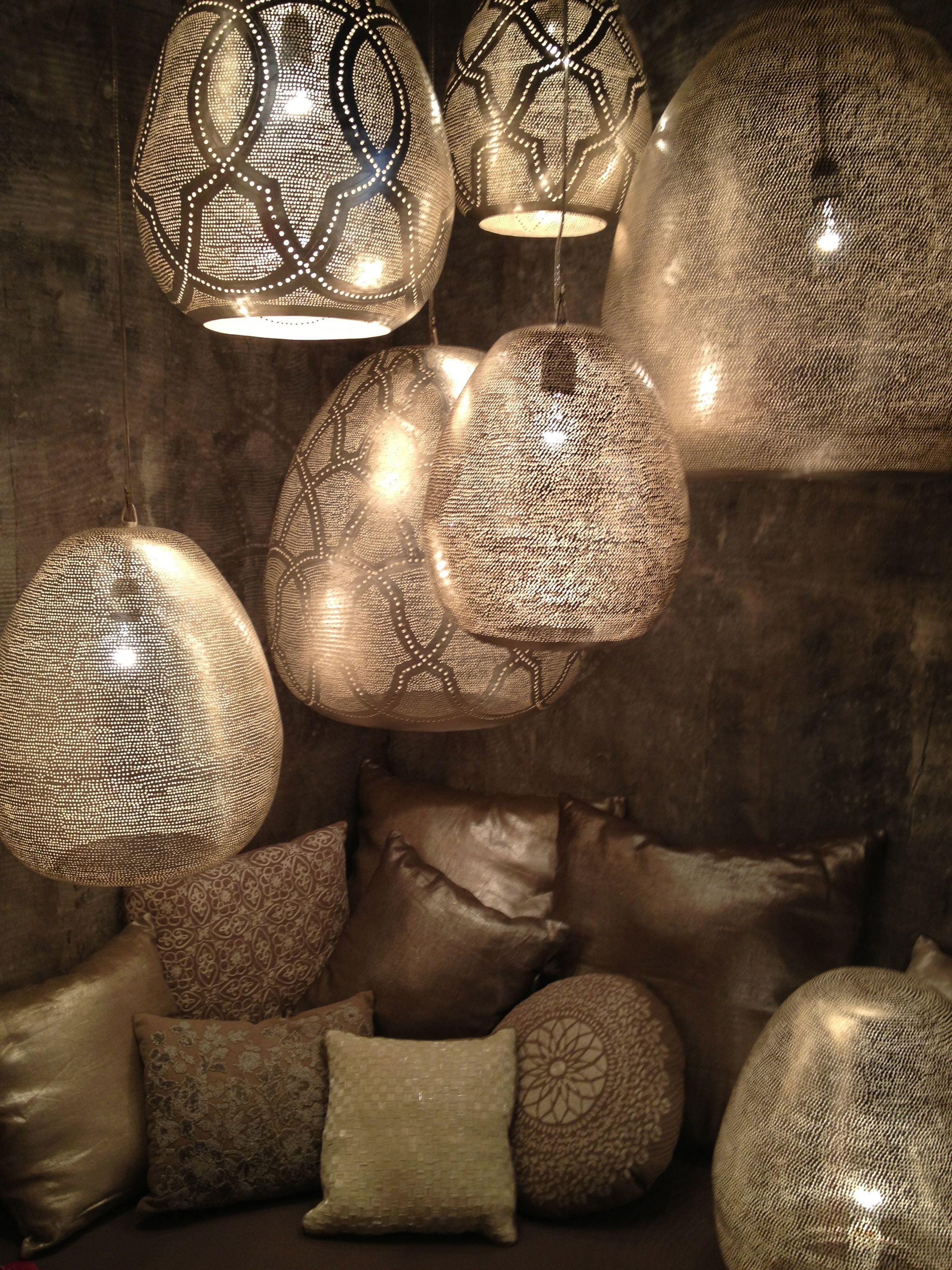 Lampes Dentelles Inspiration Marocaine Deco Marocaine Deco Maroc