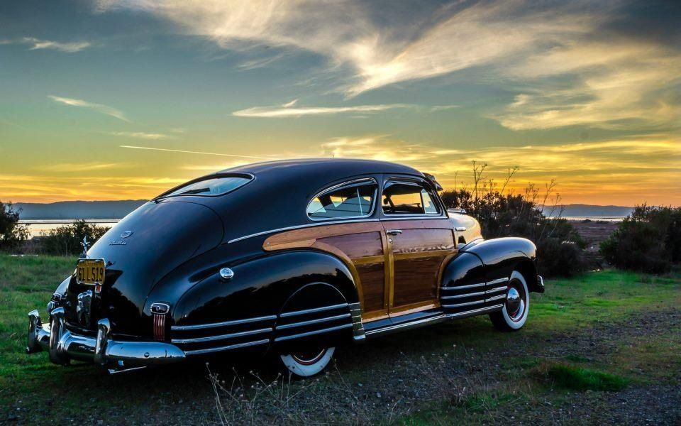 1947 Chevrolet Fleetline Aerosedan Woodie Brought To You By