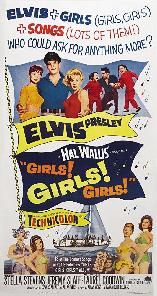 Des filles... encore des filles (1962)
