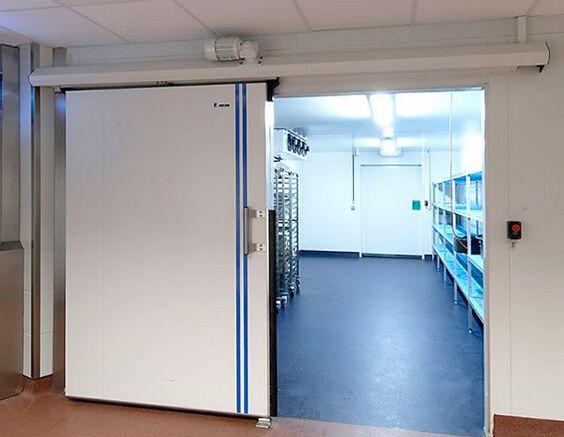 Deep Freezer Factory Poultry Chicken Blast Freezer Cold Room Cold Storage Storage Design