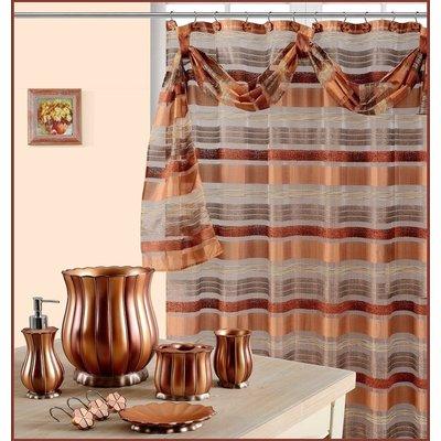 Winston Porter Anette Single Shower Curtain In 2019 Custom