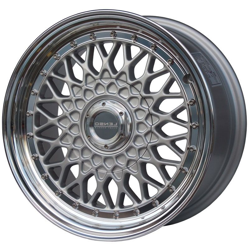lenso bsx silver mirror lip alloy wheels with stunning look for 4 studd wheels in silver mirror. Black Bedroom Furniture Sets. Home Design Ideas