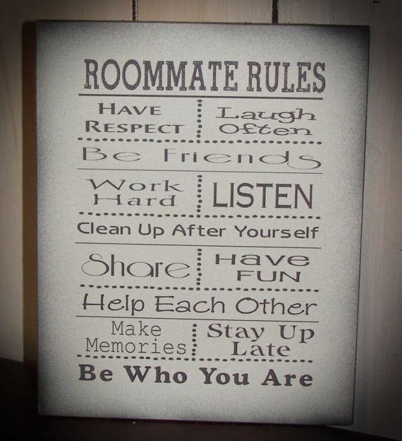 Roommate Apartments For Rent: Great For Dorm Room At College Or