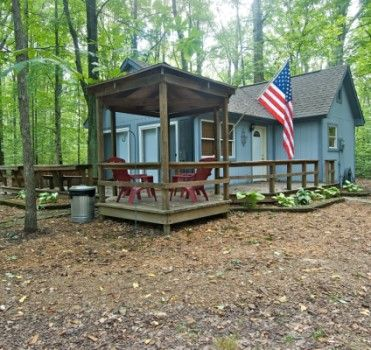 Relax Great Vacation Cabin In The Woods Relaxation Station Cabin Cabins In The Woods