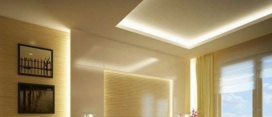 Led False Ceiling Lights For Living Room Strip Lighting