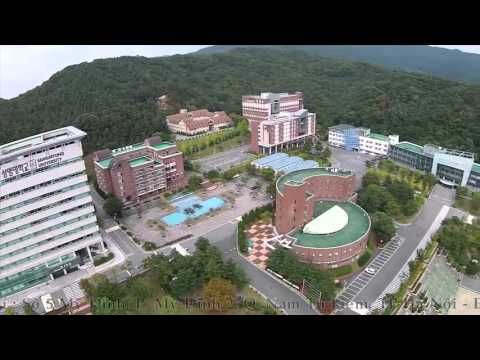 Khuôn viên trường đại học Kyonggi