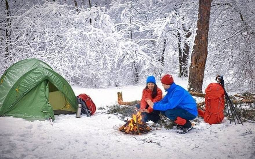 Photo of Camping in Winter: Tips for Your First Time