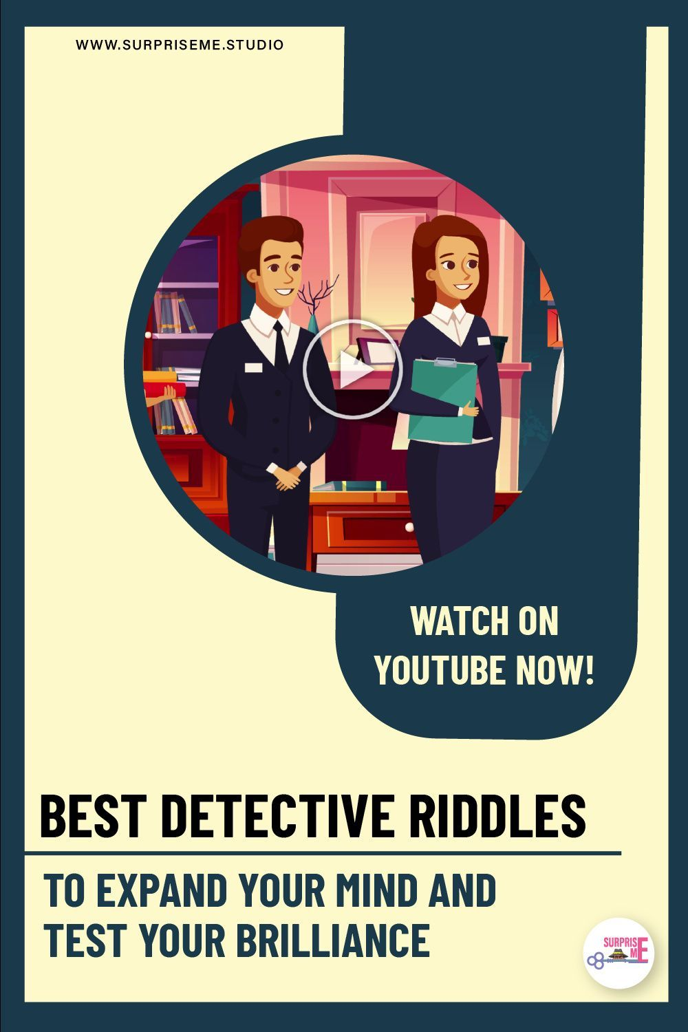 Pin on Detective Riddles