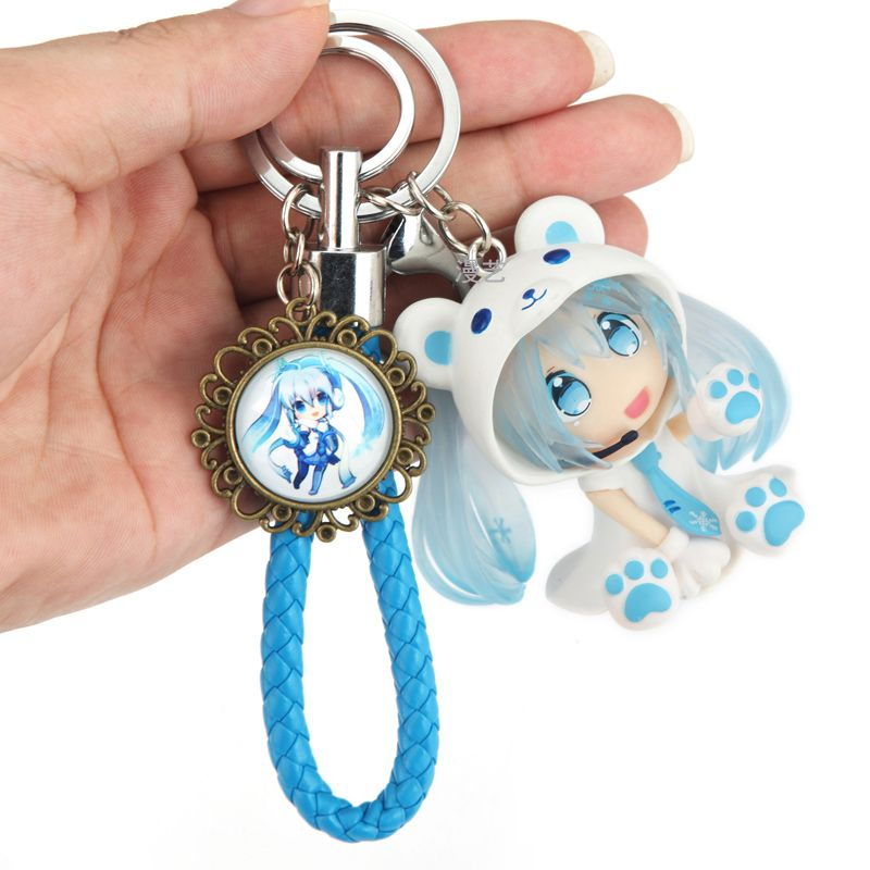 Girly Girl Key Chain