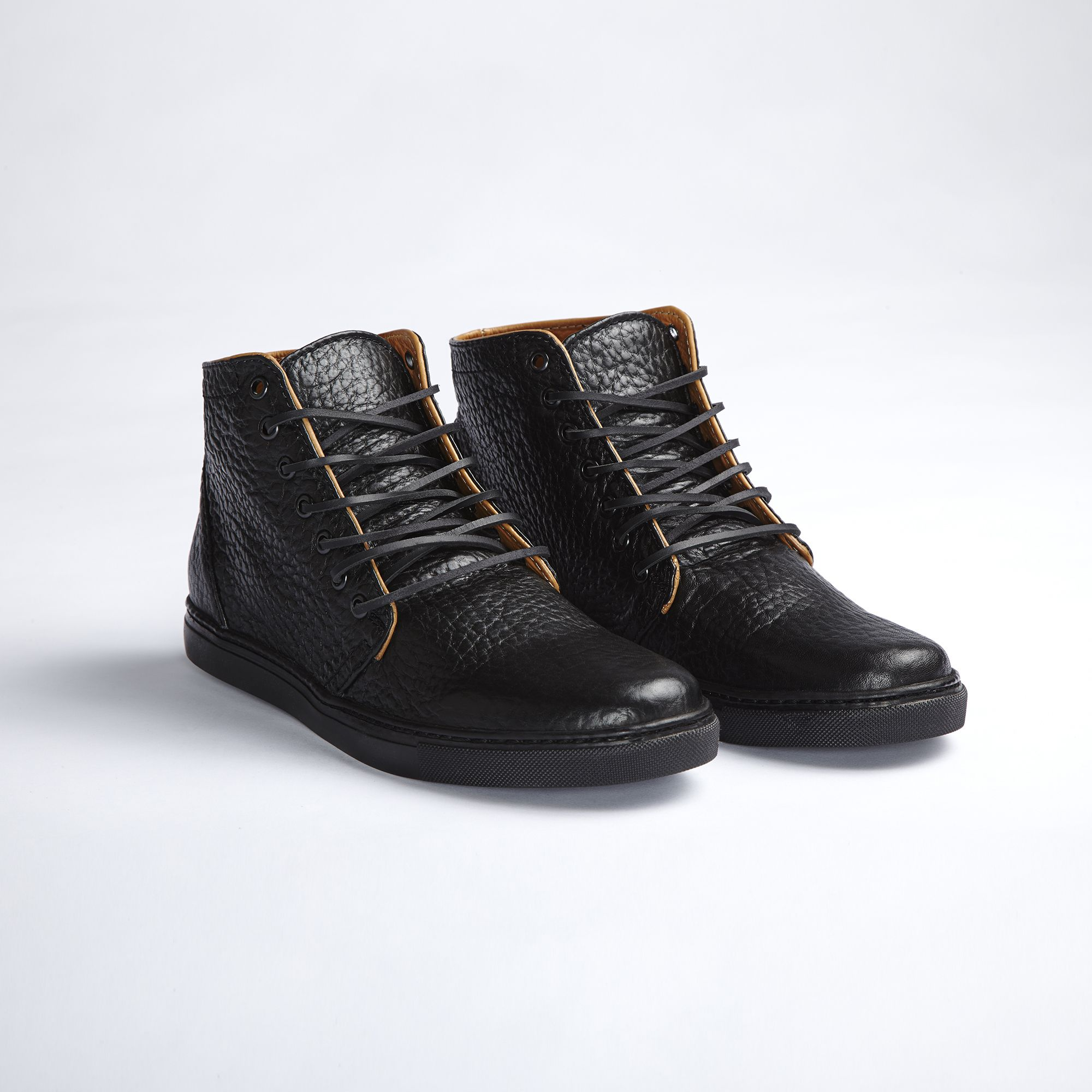 Black High $275 (With images) | Top shoes, Black shoes