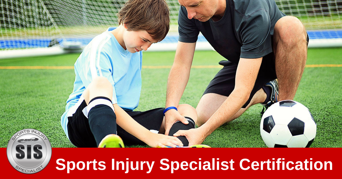 Sport Injury Specialist Course Sports injury, Personal