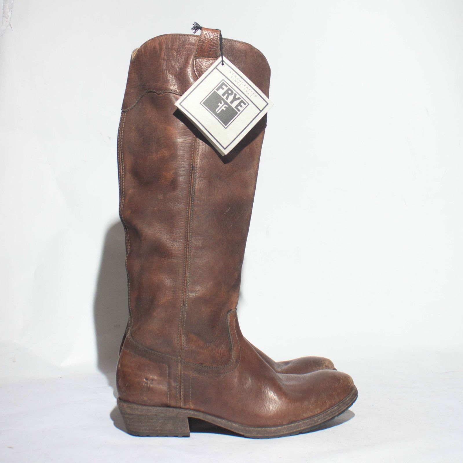 Riding Boots, Cowboy Boot, Brown Leather, Denim Boots, Horse Riding Boots, Equestrian  Boots, Cowboy Boots, Frye Riding Boots, Brown Skin