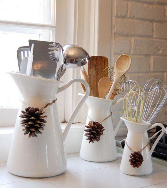 coole bastelideen-deko selber machen Всячина Pinterest X - deko für küche