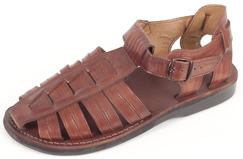 Closed Toe Fisherman Sandals