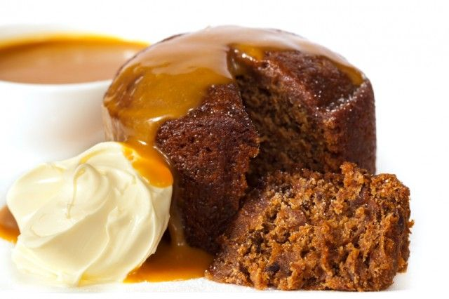 Crock-Pot Recipe: Sticky Date Pudding, lava cake caramel