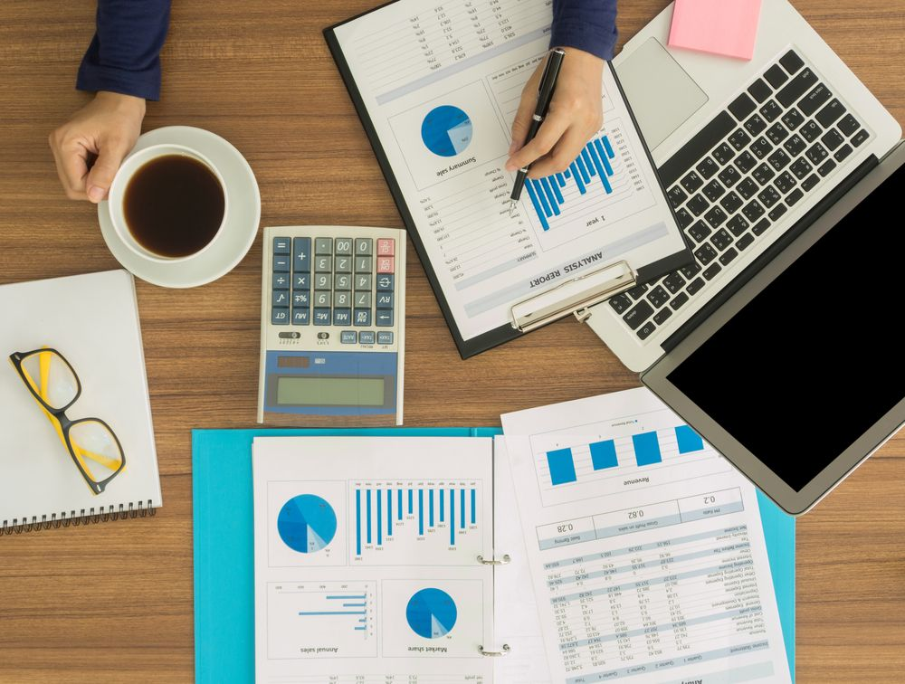 Our accounting services includes the following: -to review and set ...