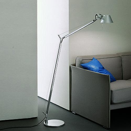 Artemide Tolomeo Classic Floor Light Reading Lamp