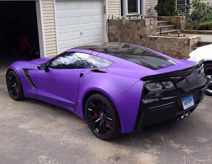 Findlay Honda Henderson >> Purple Z06 | Purple | Corvette, Chevrolet Corvette, Car