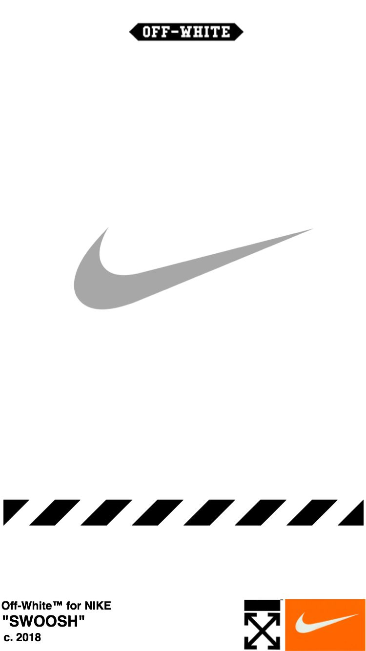 Off White Iphone Wallpaper By Blckmvic Nike Wallpaper Iphone White Wallpaper For Iphone Iphone Wallpaper Off White