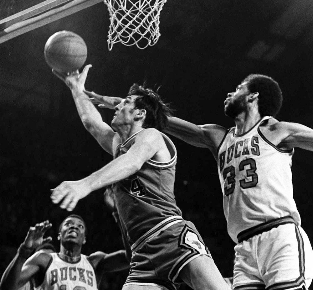Jerry Sloan : All-time Chicago Bulls