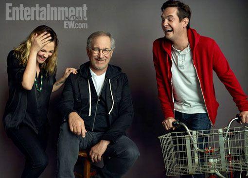 Entertainment Weekly Reunites Cast Of E T Steven Spielberg Movie Photo Drew Barrymore