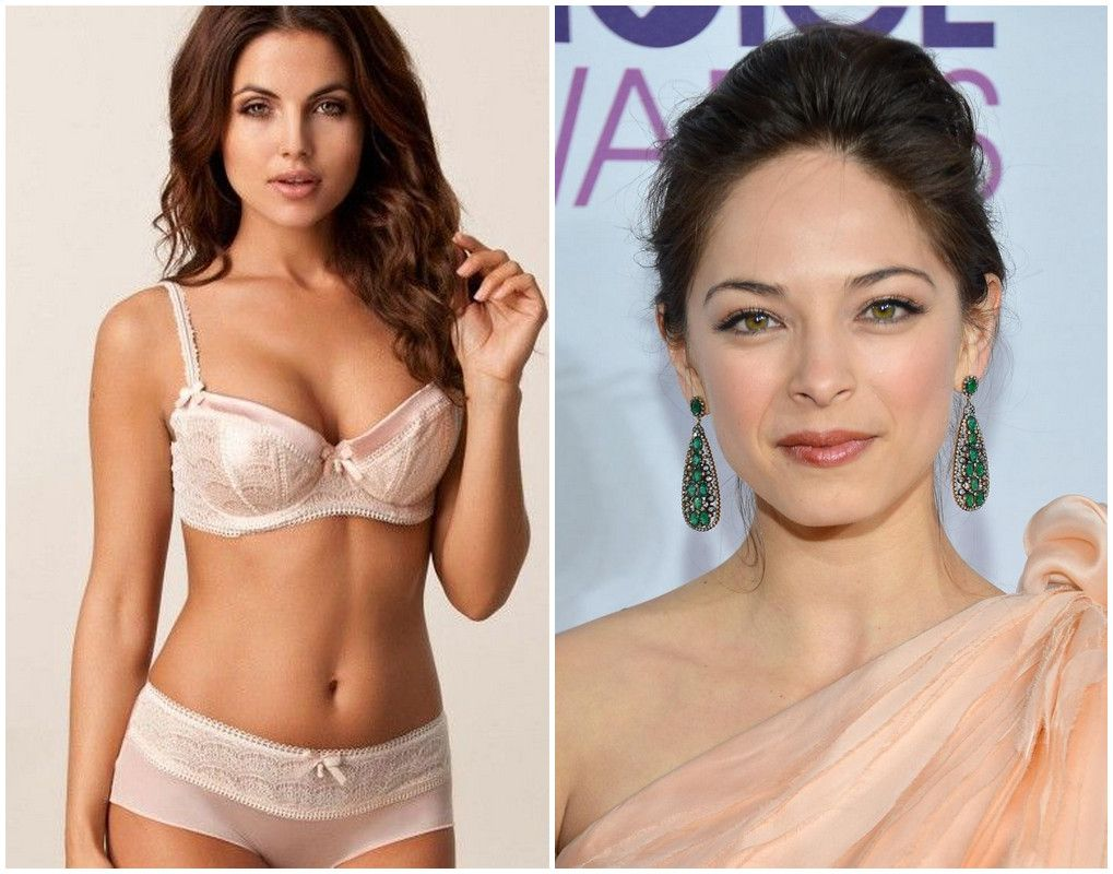 Kristin Kreuk Bra Size, Measurements, Height and Weight