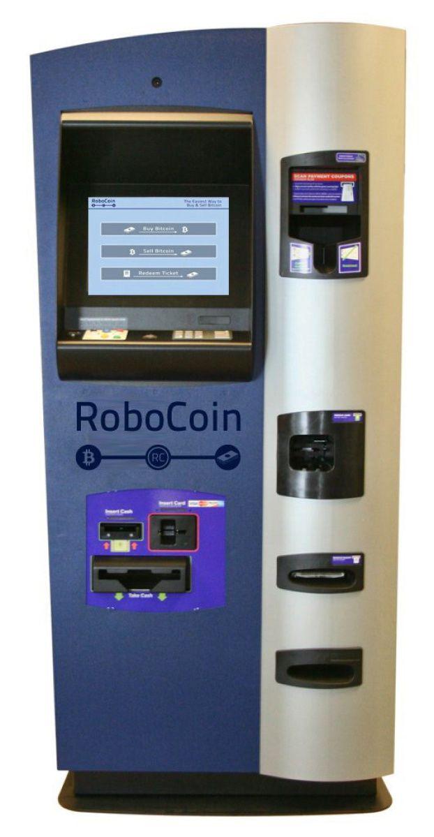 bitcoin kioszk