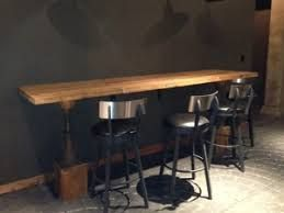 Image Result For Wall Mounted Bar Table