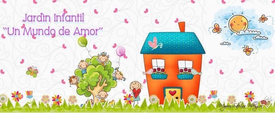 Dibujos de jardines infantiles con ni os buscar con for Casa de jardin ninos